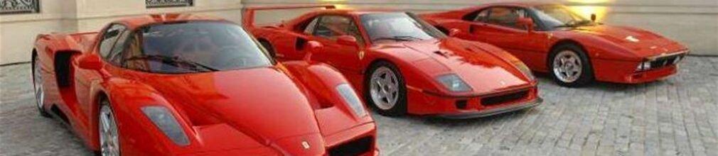 Ferrari Miami: Cars On Commodore