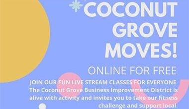 Coconut Grove Moves