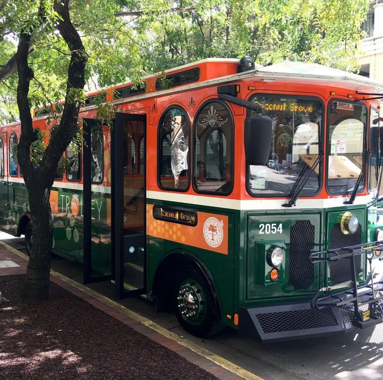 Coconut Grove Trolley